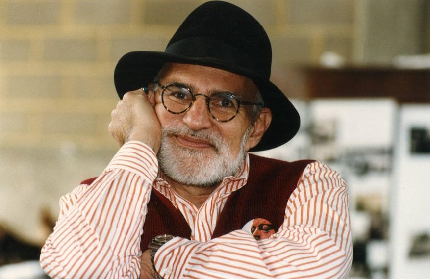 Larry Kramer 1993.