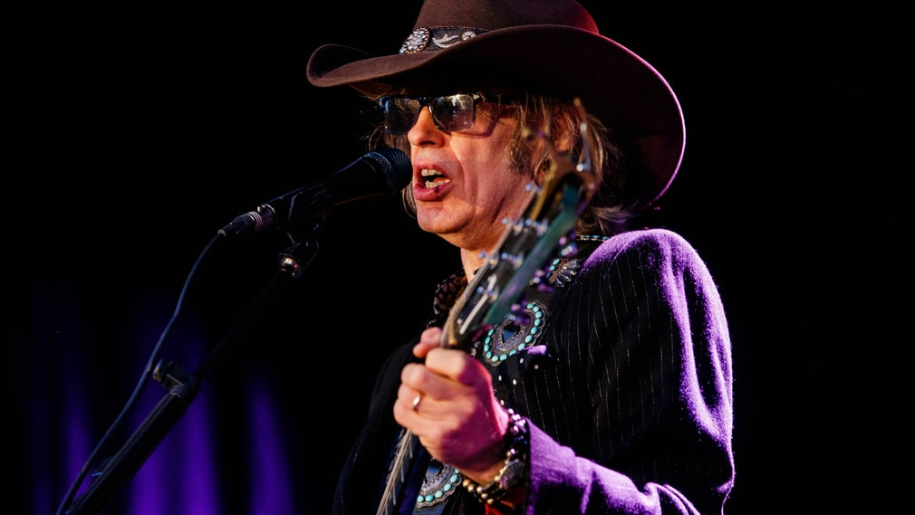 Mike Scott i The Waterboys.