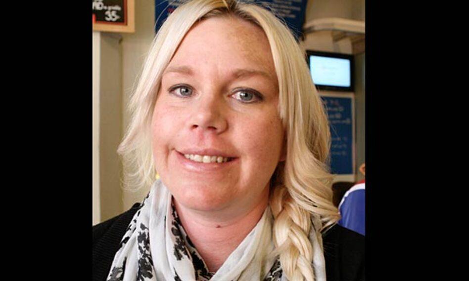 """Camilla Bengtsson, 35, studerande, Sundsvall: """"Chansen att vara hemma med mitt kommande barn."""""""