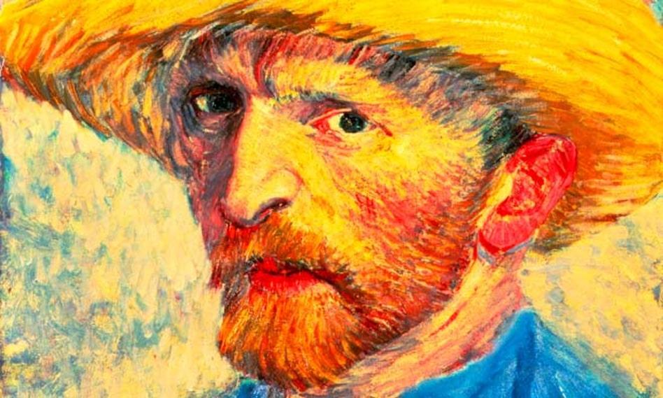 Konstnären Vincent van Gogh (här i ett självporträtt) led av bipolär sjukdom.