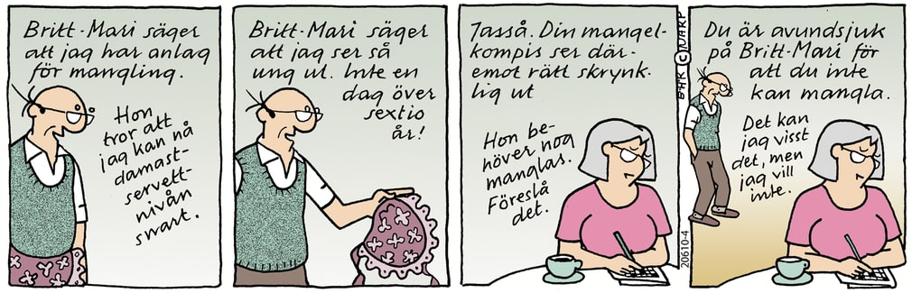 Medelålders plus torsdag 19 september 2019