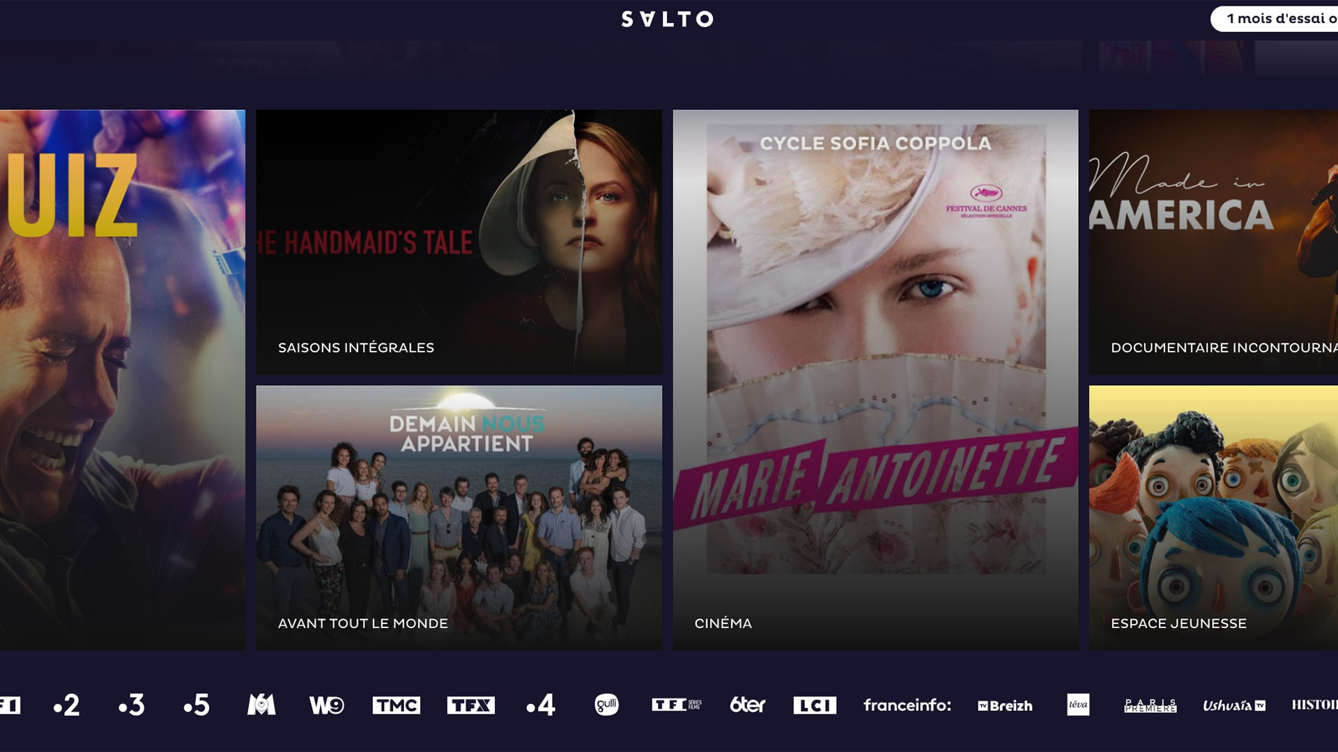 Franska tv-bolag går samman – släpper streamingtjänst