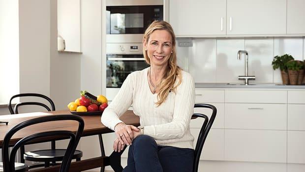 Pernilla Bonde, vd för HSB Riksförbund.