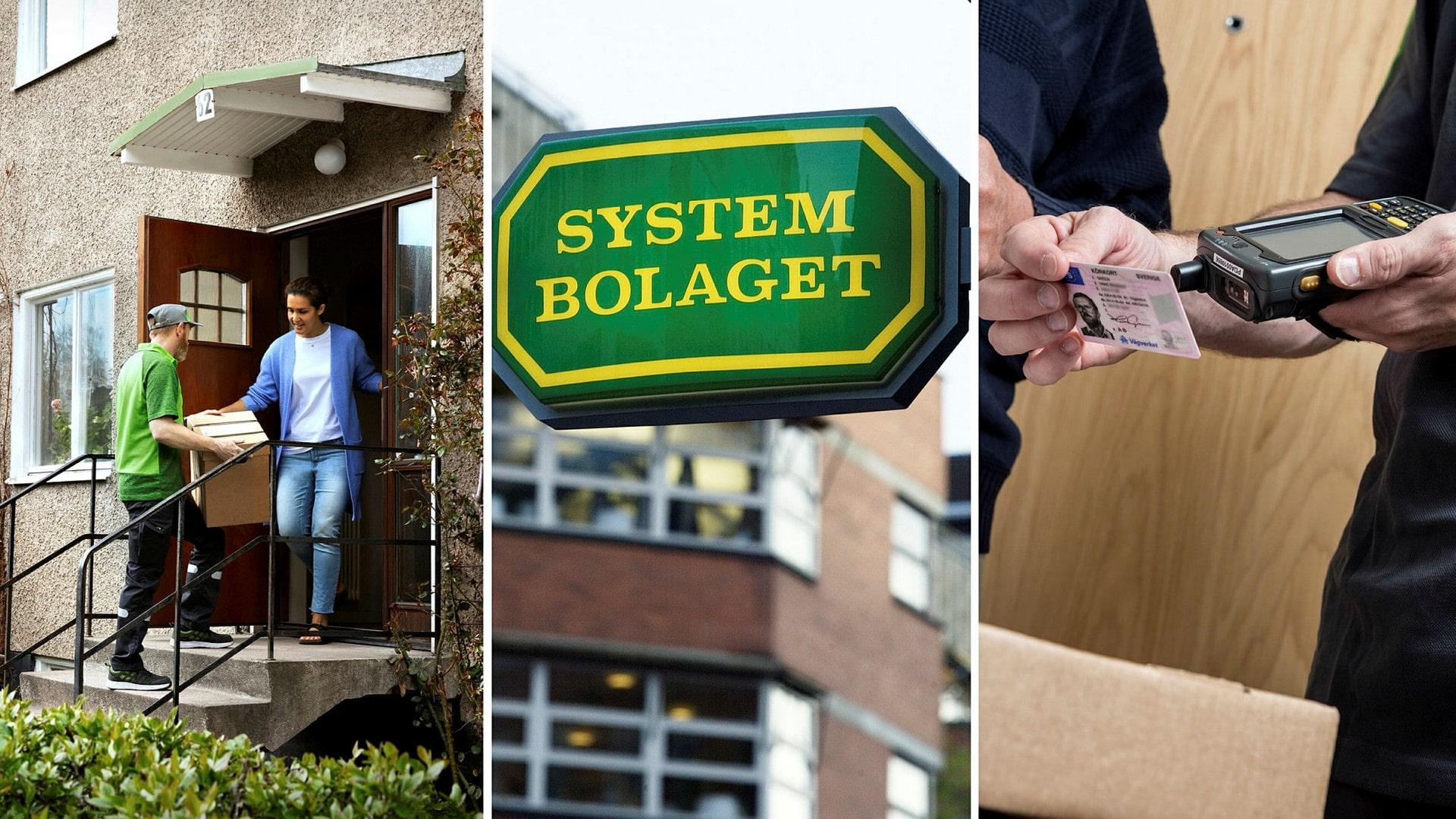 """Systembolaget växlar upp för att möta ökad e-handel: """"Förändrat köpbeteende"""""""