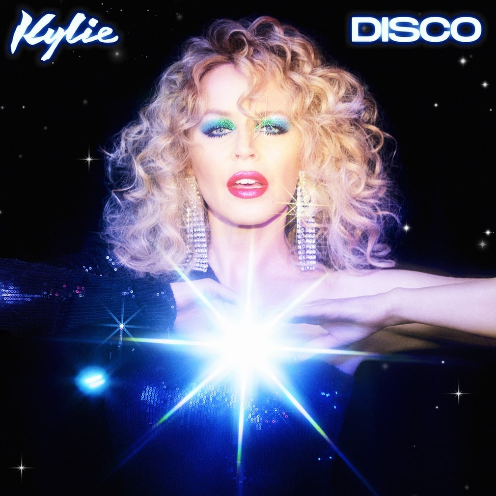 "Kylie Minogue, ""Disco""."