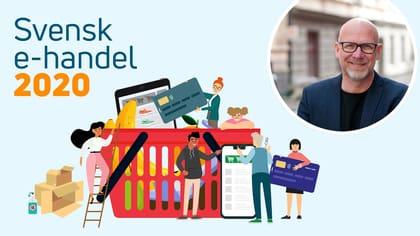 Patrik Müller, e-handelsexpert på betalleverantören Nets.