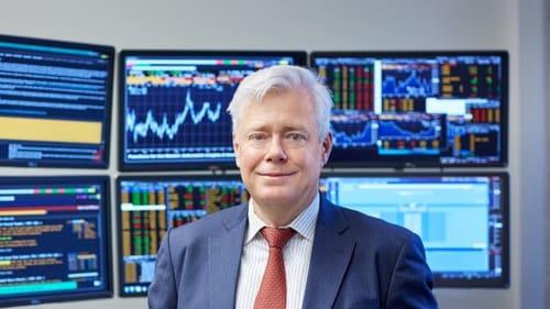 Niklas Ekvall, vd för Fjärde AP-fonden.