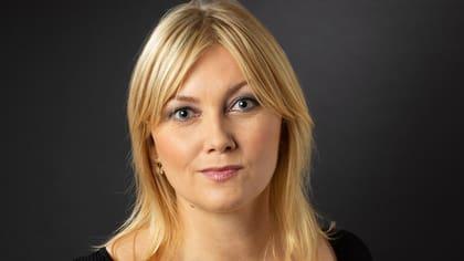 Pernilla Vinneby, vd på Knowit Experience Stockholm