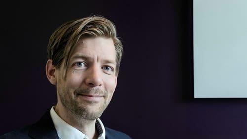 Erik Ringertz har varit vd på Netlight Consulting i nästan två decennier.