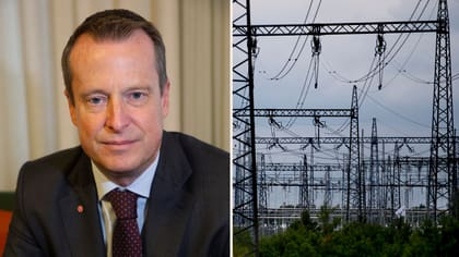 Energiminister Anders Ygeman (s).