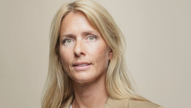 H&M:s vd Helena Helmersson,