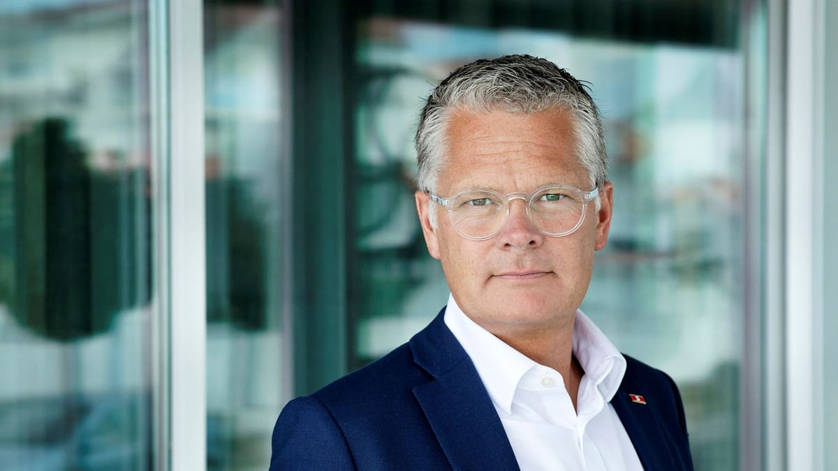 Stena's huge electric ferries threatened by Sweden's electricity supply – Dagens Industri