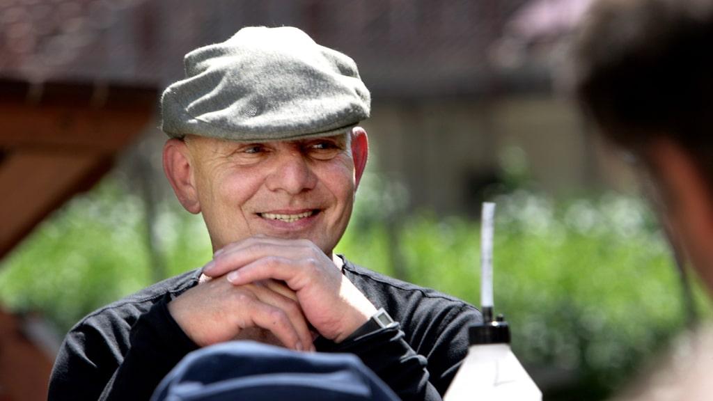 Lars Norén på Gotland 2007.