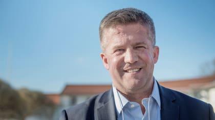 Ilija Batljan, vd och grundare för fastighetsbolaget SBB.