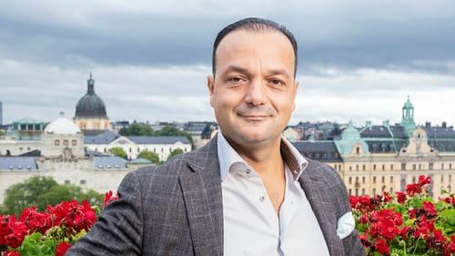 Shervin Razani, vd och grundare av Jurek Rekrytering & Bemanning, utnämndes till årets svenska mångfaldschef 2020 av tidningen Chef.
