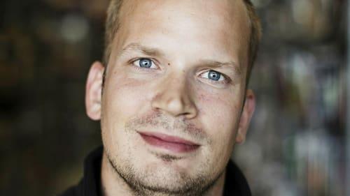Joel Svensson, grundare och vd Partykungen.