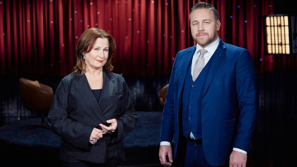 """Anna Hedenmo, programledare för programmet """"Min sanning"""" i Sveriges Television, intervjuade nyligen Sverigedemokraternas chefsideolog Mattias Karlsson."""