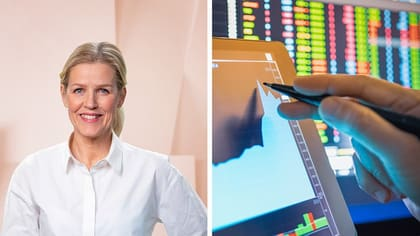 Charlotta Grethes är Chief Investment Manager på Nordea Private Banking.