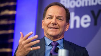 Paul Tudor Jones.
