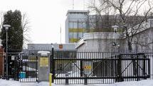 Rysslands ambassad i Stockholm.