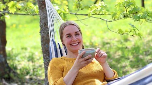Petra Ahlman är Finlands första tesommelier.