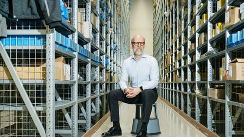 KÖPPLANER PÅ LAGER. Jonas Halvord är ansvarig för Indutrades förvärv. Företaget äger cirka 200 bolag verksamma inom industriteknik.