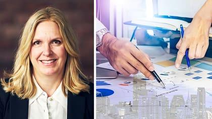 Anna Långström är regionansvarig på EKN.