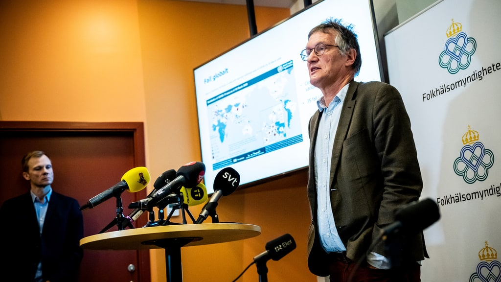 Dansk rapport: Grannländer bytte strategi – men inte Sverige - DN.SE