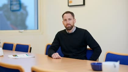 Anton Edling, delägare och utvecklingschef.