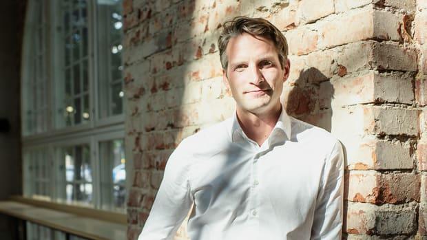Erik Brandberg på Gullspång invest menar att det inte finns någon motsättning mellan att skapa impact och att skapa lönsamma bolag.
